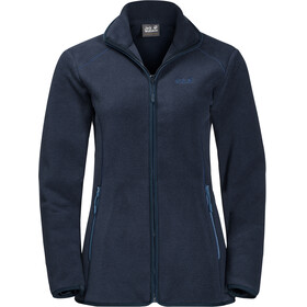 Jack Wolfskin Moonshine Altis Fleece Jacket Women midnight blue